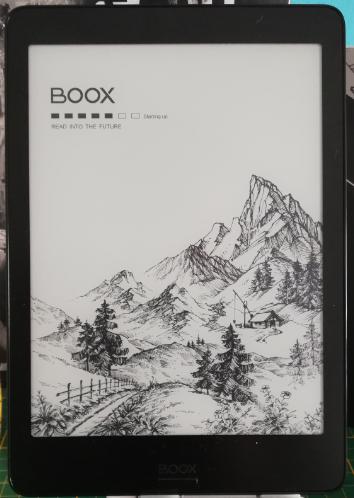 BOOX Nova Goole Play repair n'est pas certifié