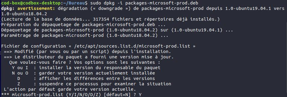 Enregistrer les clés GPG sous Ubuntu