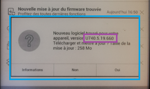 Inkpad 3 nouvelle mise a jour 740.5.19.660