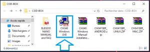 Installer USB driver CH340 ELEGOO NANO