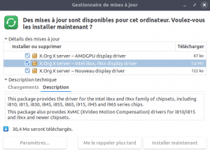 Ubuntu Intel_HD driver Update