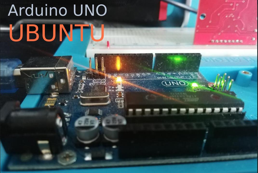 Arduino UNO Ubuntu Tutoriel