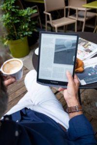Pocketbook Inkpad X journal PDF