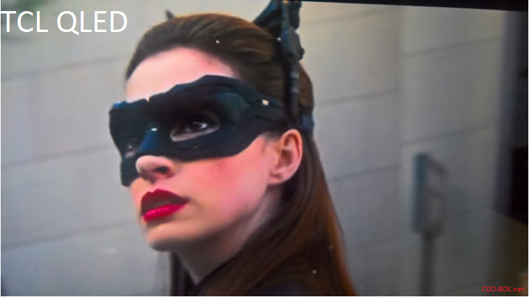 TCL QLED vs Philips Catwomen 2
