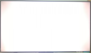 White screen TCL model C715